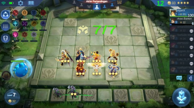 Cara Main Magic Chess Mobile Legend