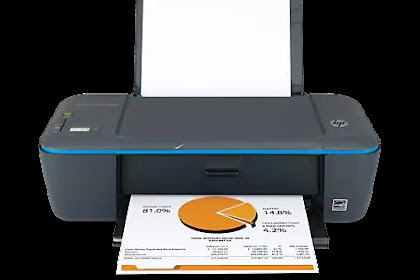 HP Deskjet Ink Advantage 2010 Printer Driver