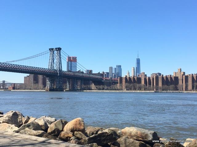 Puente de Williamsburg Nueva York