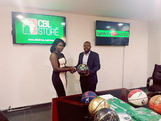 CBL STORE PARTNERS WITH SPORTS WORLD NIGERIA