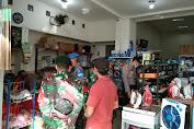 Satgas Covid-19 Kecamatan Denut Gencarkan Sosialisasi Peneralan Prokes di Masa PPKM Level 3