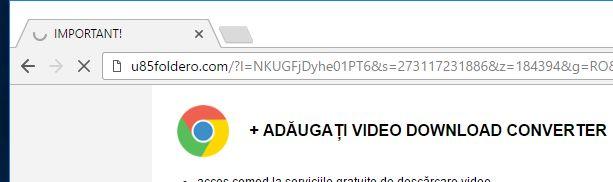u85foldero.com pop-ups