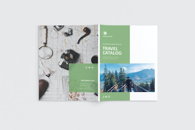 Contoh brosur tempat wisata