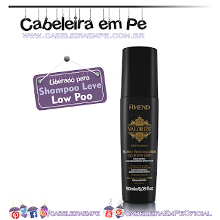 Fluído Prolongador do Efeito Liso - Amend (Low Poo)