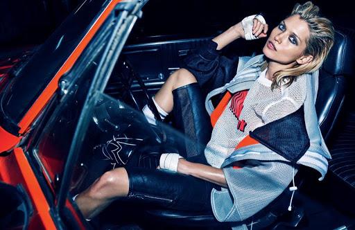 hana jirickova sexy models photo shoot Vogue Magazine Russia March 2016 issue