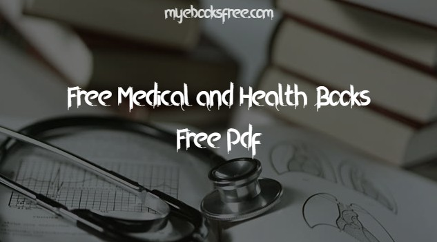 Free Medical & Health Books Pdf