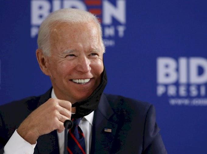 Proponen a Joe Biden para el Nobel de la Paz