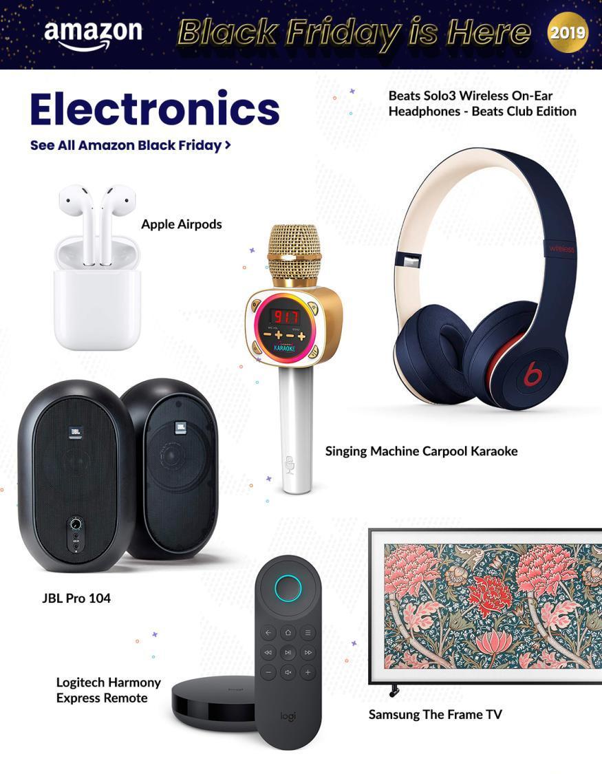 Amazon Black Friday 2019 Deals Page 3