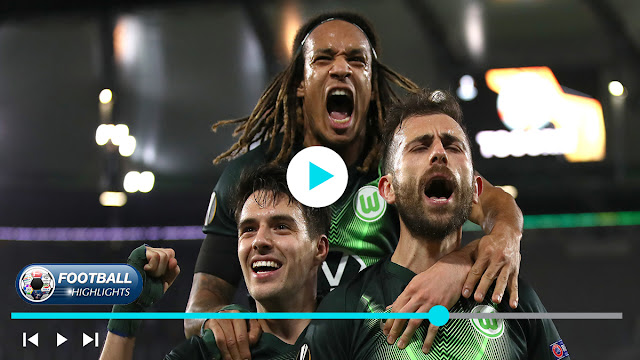 Wolfsburg vs Malmö FF – Highlights