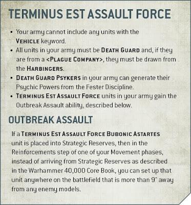 Reglas Terminus Est