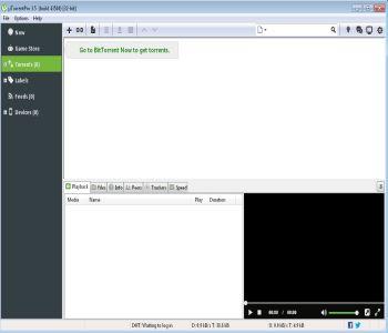 uTorrent 3.5.0 Build 43580 Screenshot 1