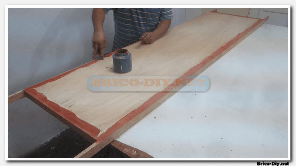 Como pintar puertas de madera nuevas y antiguas web del for De que color puedo pintar los marcos de las puertas