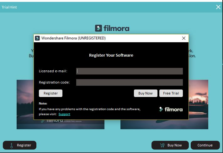 how to save filmora video without watermark