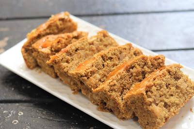 apple cake, eggless cake recipe