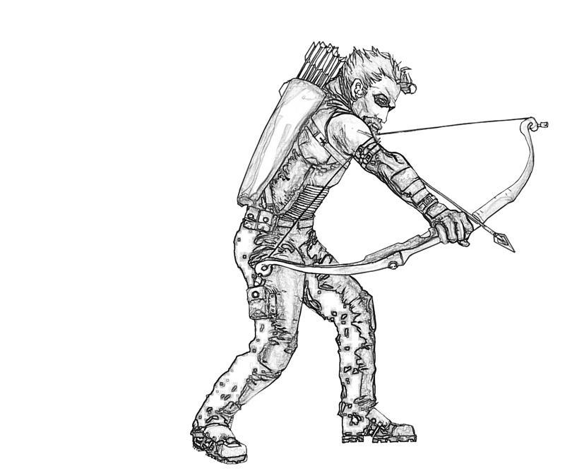 Green Arrow Weapon Lowland Seed