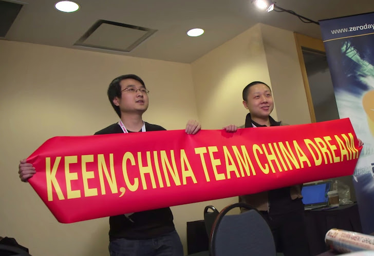 The Keen Team - Chinese Hacker Group Reveals their Identities