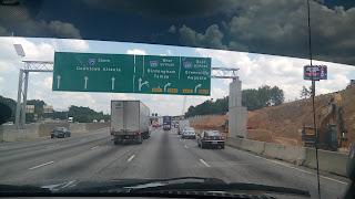 RV gasoline Atlanta gas Motorhome 5th wheel