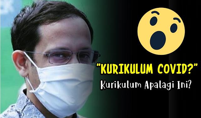 'Kurikulum Corona' Akan Segera Diberlakukan, Nadiem Makarim: Alhamdulillah, Sebentar Lagi