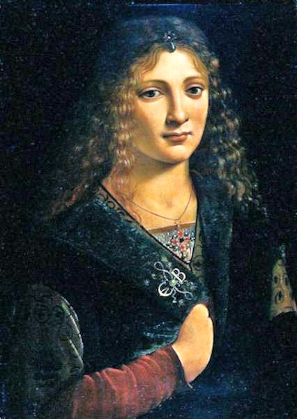 It's About Time: Women by Giovanni Antonio Boltraffio ...