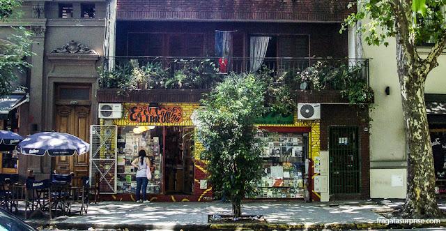 Livraria em Palermo, Buenos Aires