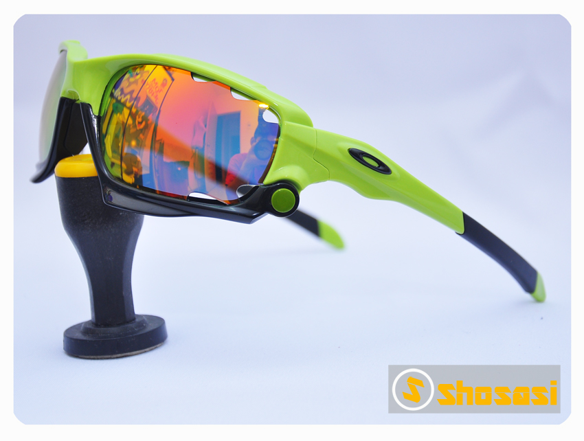1ca7acf84b Shosasi  Oakley Jawbone - Livestrong Black Green Edition - Jawbone ...
