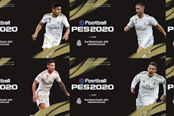 Real Madrid Start Screens Pack - PES 2017, 2018 & 2019