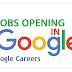 Google Recruitment for Freshers: Apply now!