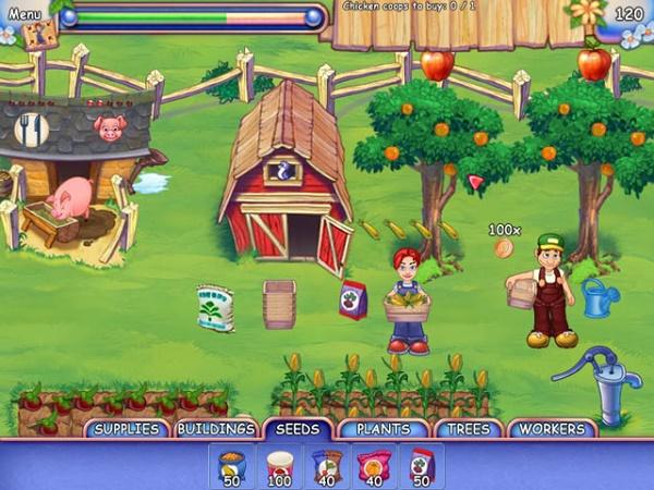 لعبة Farmcraft