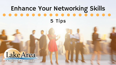 5 Tips To Enhance Your Networking Skills