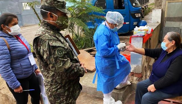 Perú amplía estado de emergencia hasta octubre y noviembre