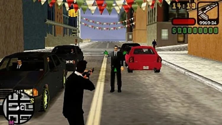 ليبرتي سيتي ستوريز GTA Liberty City Stories