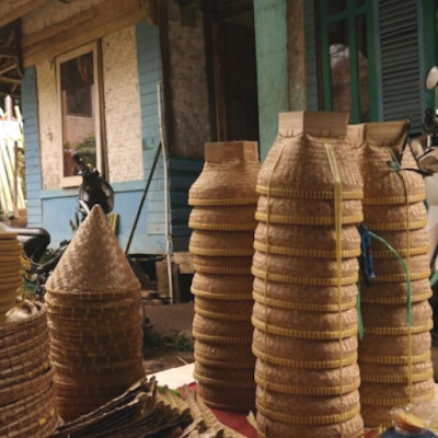 Perabotan dari Bambu