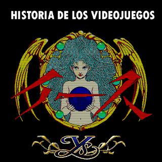 Historia de los Videojuegos, saga Ys