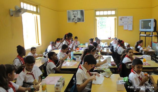 Escola no Quartel de Moncada, Santiago de Cuba