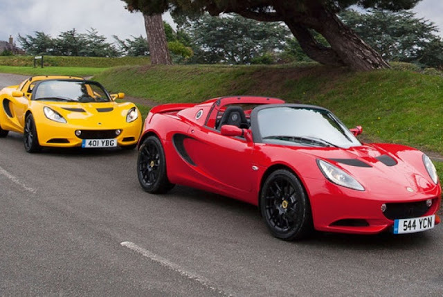 Elise Sport terbaru dan Elise Sport 220