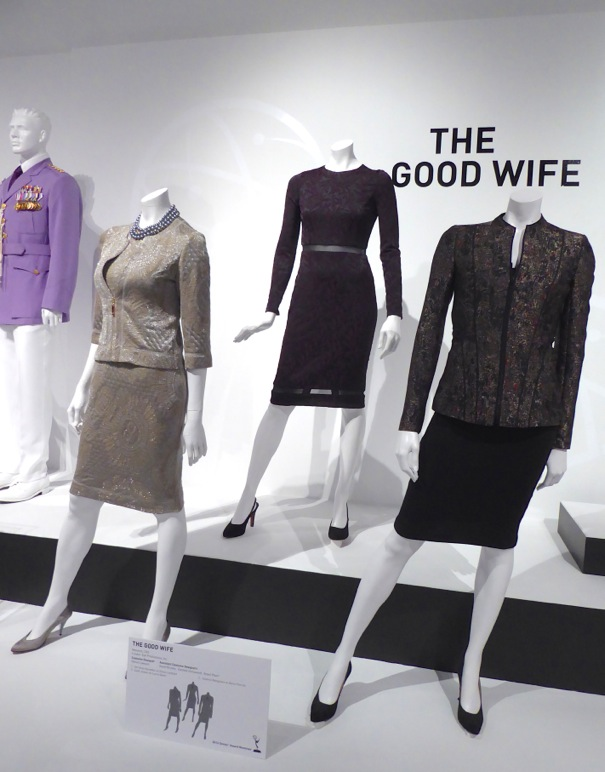 Good Wife TV costume exhibit