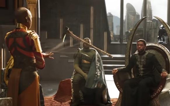 black panther2, avengers, endgame, marvel, movie