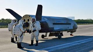 Un aficionado descubre una nave espacial secreta de Estados Unidos orbitando la Tierra