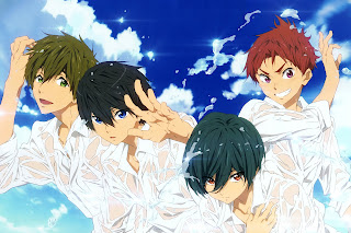 Free! S3: Dive to the Future Subtitle Indonesia