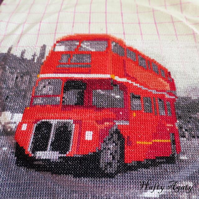 Seria londyńska – autobus półmetek