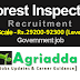 316 Posts Forest Inspector | Agriculture Govt. Jobs