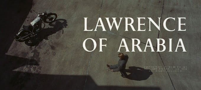 Why Lawrence Of Arabia Is As Good As The Name