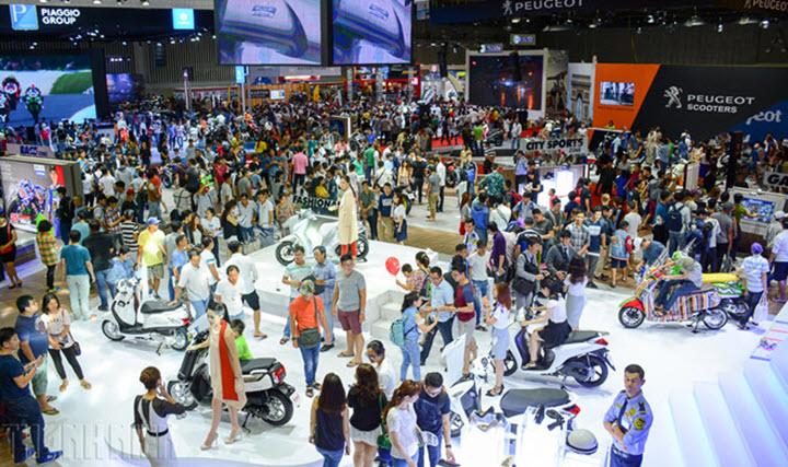 Covid-19 đang 'ghìm' thị trường xe máy toàn cầu xuống đáy