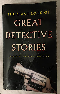 The Giant Book of Great Detective Stories