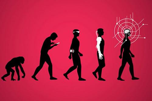 Evolución hacia lo transhumano
