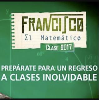 Ver Francisco el Matemático Capítulo 63 Gratis Online