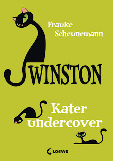 Winston 5: Kater undercover – Frauke Scheunemann