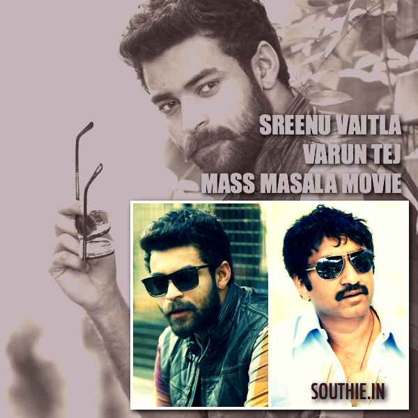 Varun Tej and Srinu vaitla movie to be produced by Bujji. Varun tej, Rakul Preet SIngh, Hot Rakul preet Singh and VaruN tej