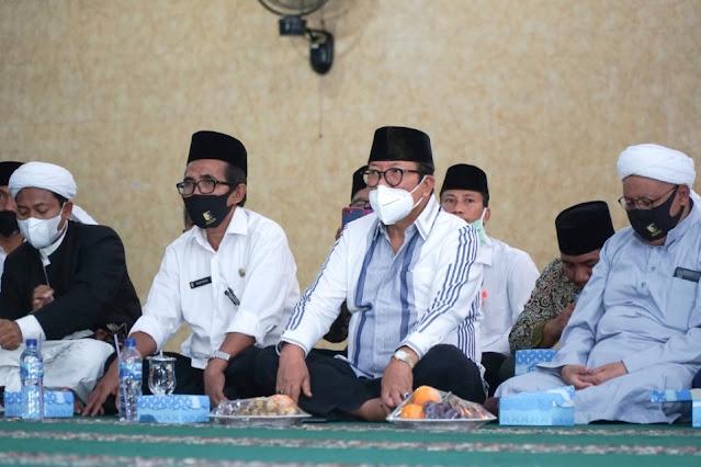 Rumaksi sanjung antusias warga Kecamatan Pringgabaya ikuti MTQ