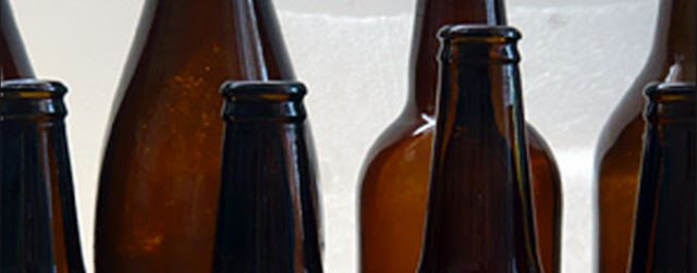 beer bottles for brewing
